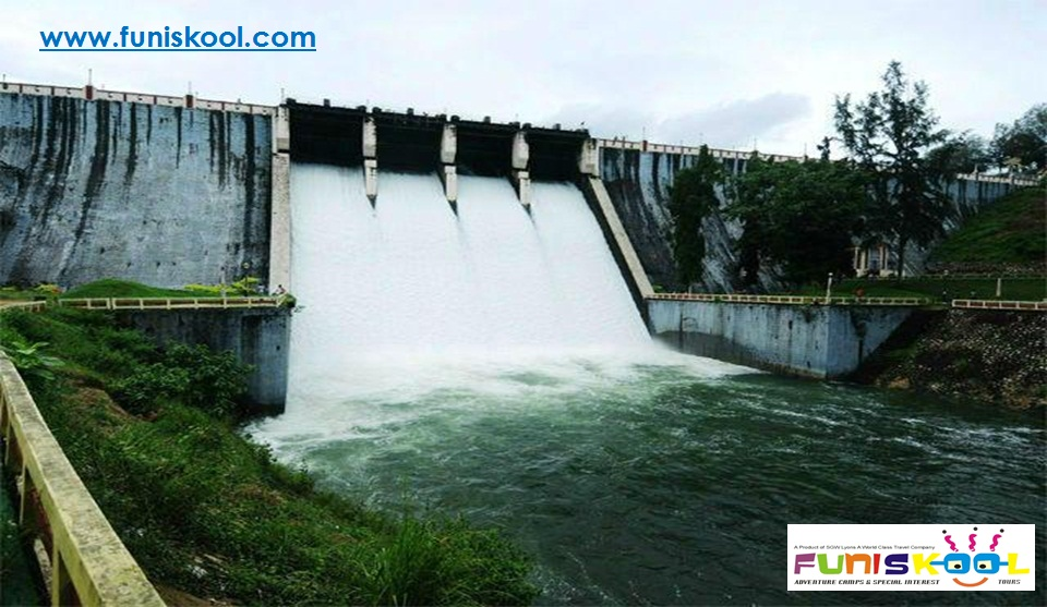 bhakra nangal dam The bhakra nangal dam is the largest dam in the continent of asia and it is  located across sutlej river at the foot of the sihvalik hills in the.